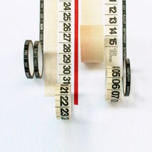 Year Round calender tape
